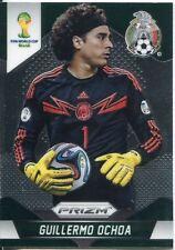 Panini Prizm World Cup 2014 Base Card # 143 Guillermo Ochoa