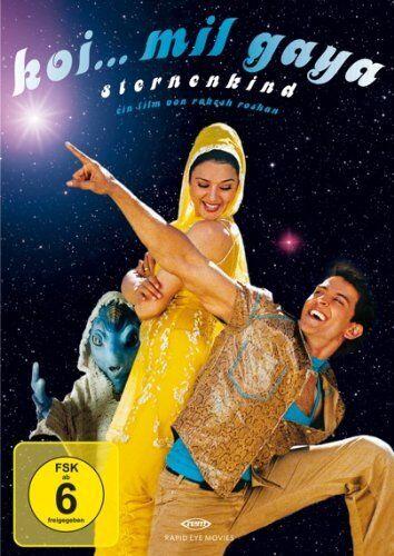 "1 von 1 - DVD * KOI MIL GAYA - STERNENKIND - ROSHAN # NEU OVP """