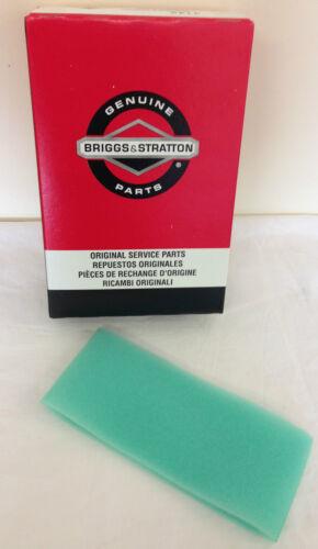 Véritable Briggs /& Stratton Mousse Filtre Pré-nettoyant 272403 2724 03 S 692238