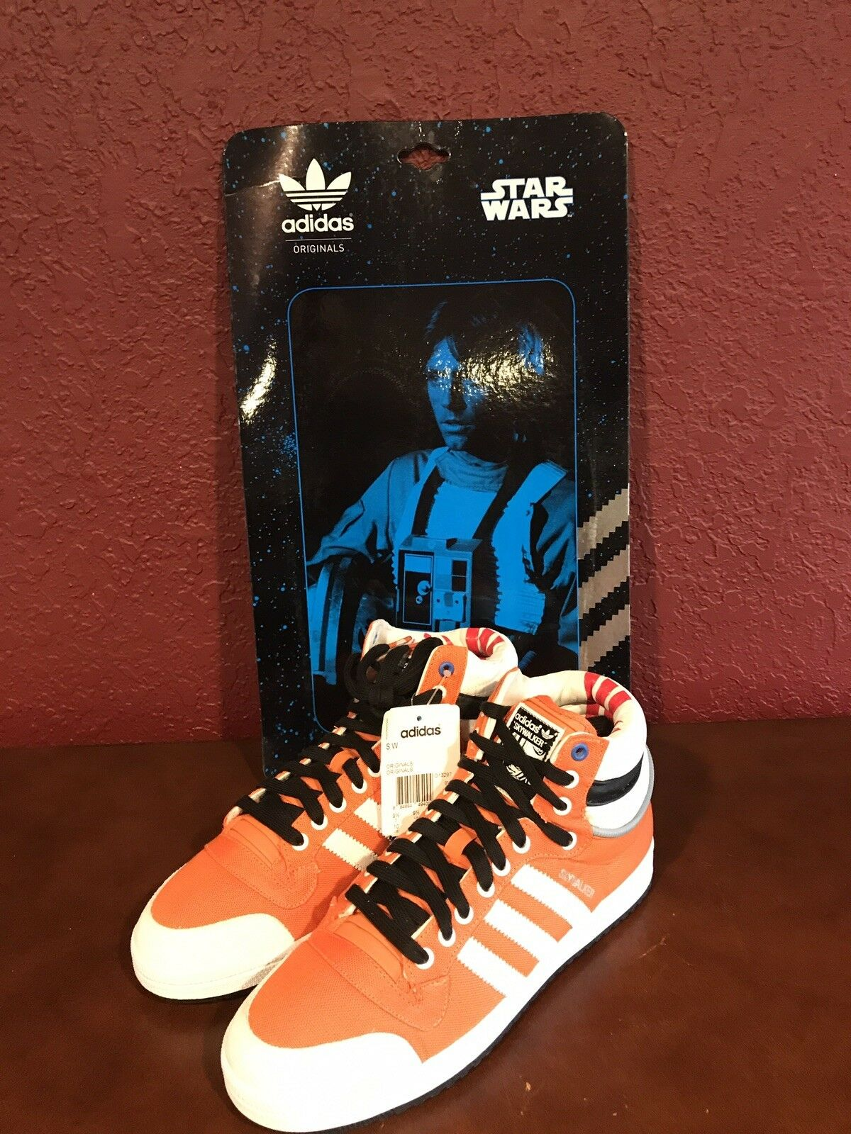 2009 adidas star - wars - skywalker limited schuhe turnschuhe 10 deadstock limited skywalker edition new ccc89b