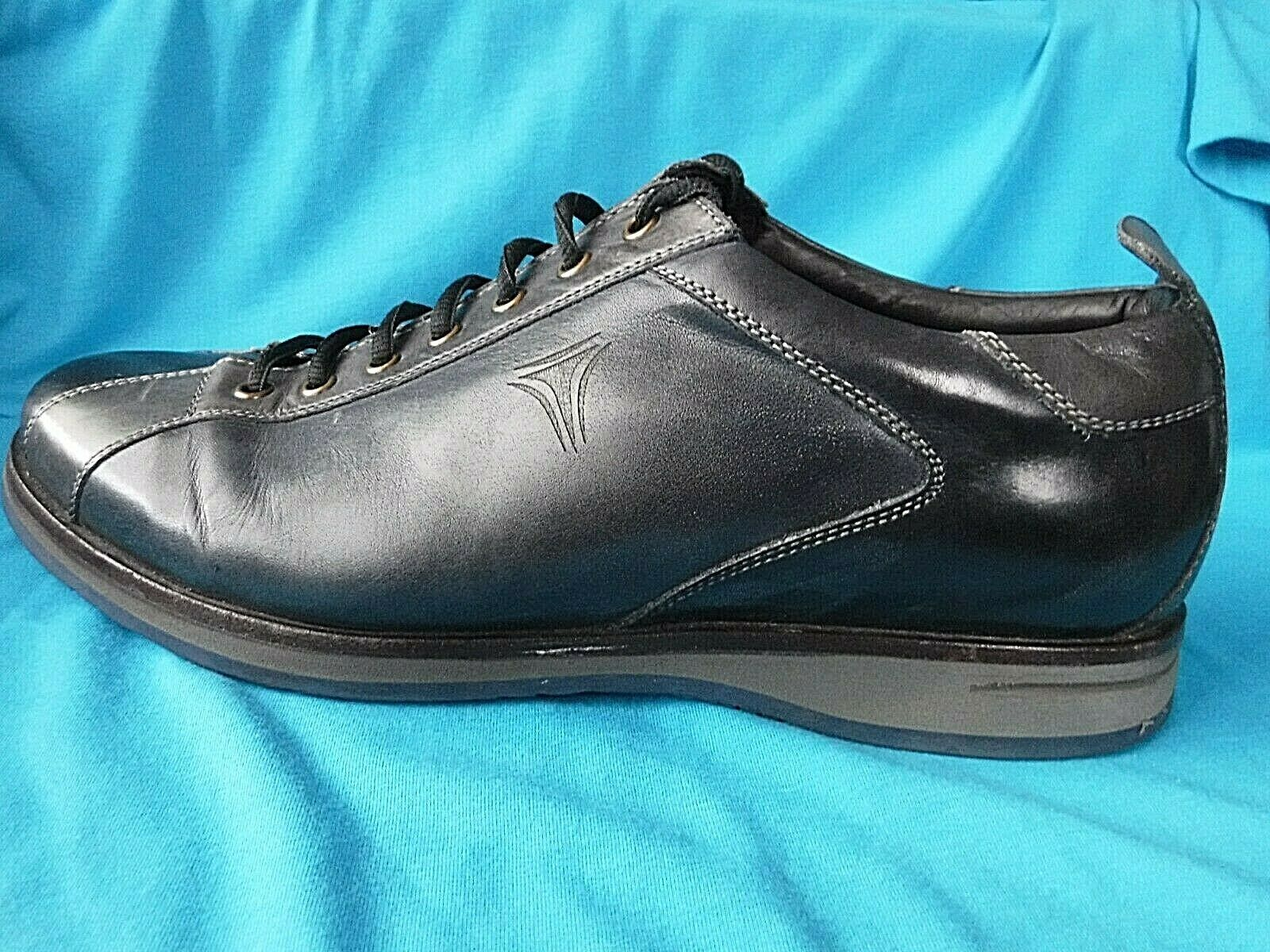 Mens CASUCCIO VINCENZO Leather Shoes .. made in Italy . Size 9 (EUR 43)
