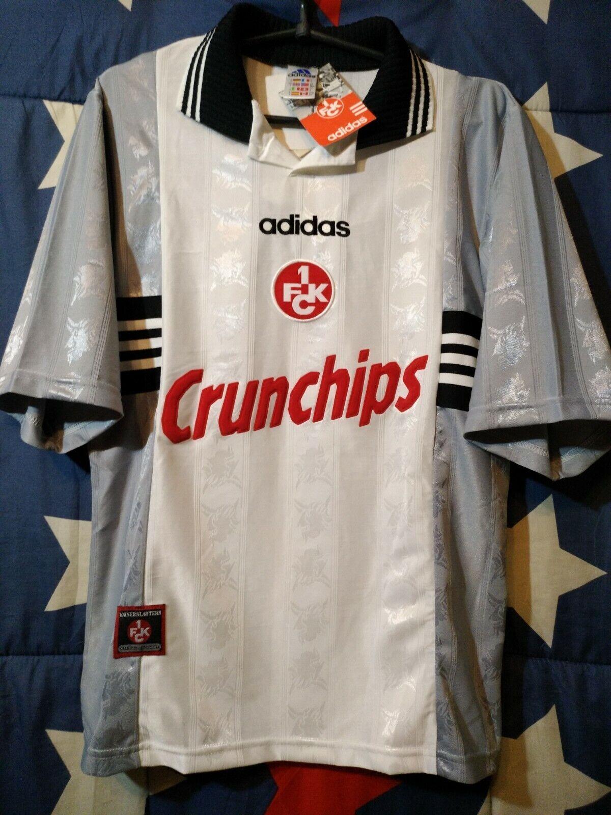 Größe S Kaiserslautern 1996-1997-1998 Away Third Football Shirt Jersey NBWT
