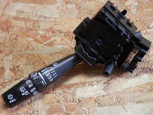 2001 04 jdm toyota estima previa acr30 mcr30 rhd wiper stalk controlToyota Estima Acr30 Mcr30 Headlight Fog Light Indicator Stalk Switch #7