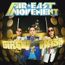 FAR EAST MOVEMENT-CD-Dirty Bass(2012)-Live My Life-New AND Sealed
