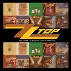 The  Complete Studio Albums 1970-1990 by ZZ Top (CD, Jun-2013, 10 Discs, Warner Bros.)