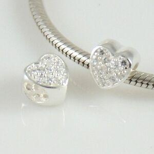 Herz-mit-Schmuckstein-Liebe-Valentine-massiv-925-Sterling-Silber