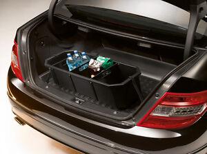 Genuine Mercedes Benz C Class W204 Saloon Shallow Boot Tub