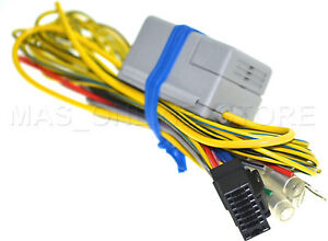 s l300 alpine ics x7hd icsx7hd genuine wire harness *pay today ships wire harness fort payne al at beritabola.co