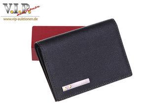 Cartier Santos Kreditkartenetui Visitenkartenetui Etui Card Case Holder L3000870 Neueste Mode