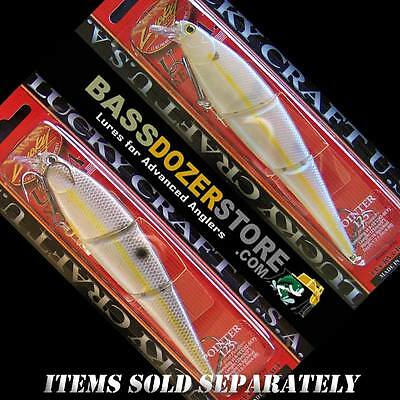 Lucky Craft Pointer 125 Jointed Smasher bass fishing lures