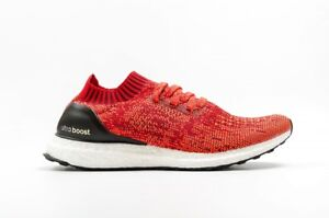 competitive price 21c01 bc6cb Details about Adidas Ultra Boost Uncaged Scarlet Solar Red Core Black White  BB3899