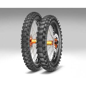 Motocross-Tyres-Metzeler-MC360-80-100-21-51M-amp-120-100-18-68M-MID-SOFT-Pair-KTM