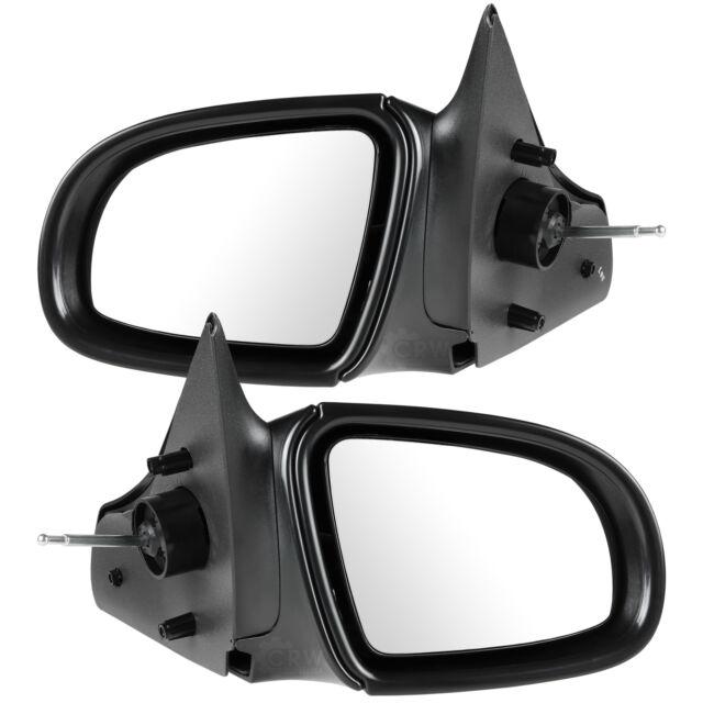 Außenspiegel kpl. Satz für Opel Corsa B Bj. 93-00 innen mechanisch verstellbar