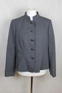 gr Blazer état Jacket Femmes Stretch bon Elegance très 44 6n1SIEwxq