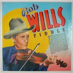 BOB-WILLS-Bob-Wills-Fiddle-LP-1987-NM-NM