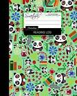 Reading Log: Gifts for Book Lovers / Reading Journal [ Softback * Large (8  X 10 ) * Pandas, Butterflies & Owls * 100 Spacious Record Pages & More... ] by Smart Bookx (Paperback / softback, 2015)