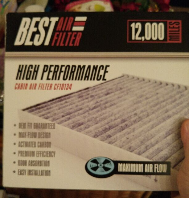 Best Cabin Air Filter For Honda / Acura (TRIPLE BARRIER