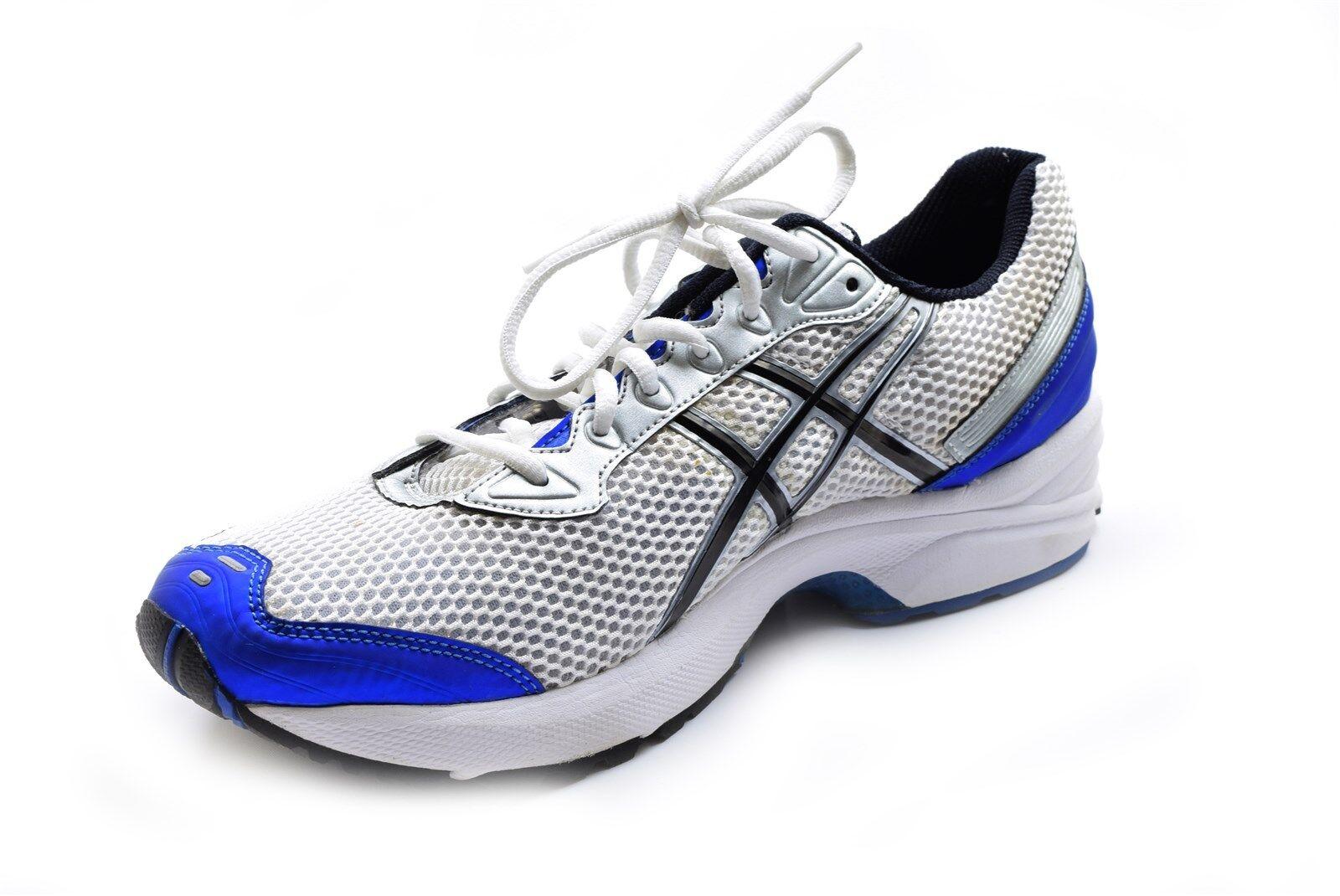 Le scarpe da corsa degli uomini bianchi / argento / 2e blue tn531 misura 12,5 2e / pennino 2b9f97