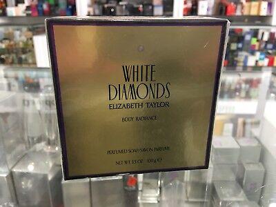 Bath & Body White Diamonds By Elizabeth Taylor Body Radiance Perfumed Soap 100g Crease-Resistance Health & Beauty