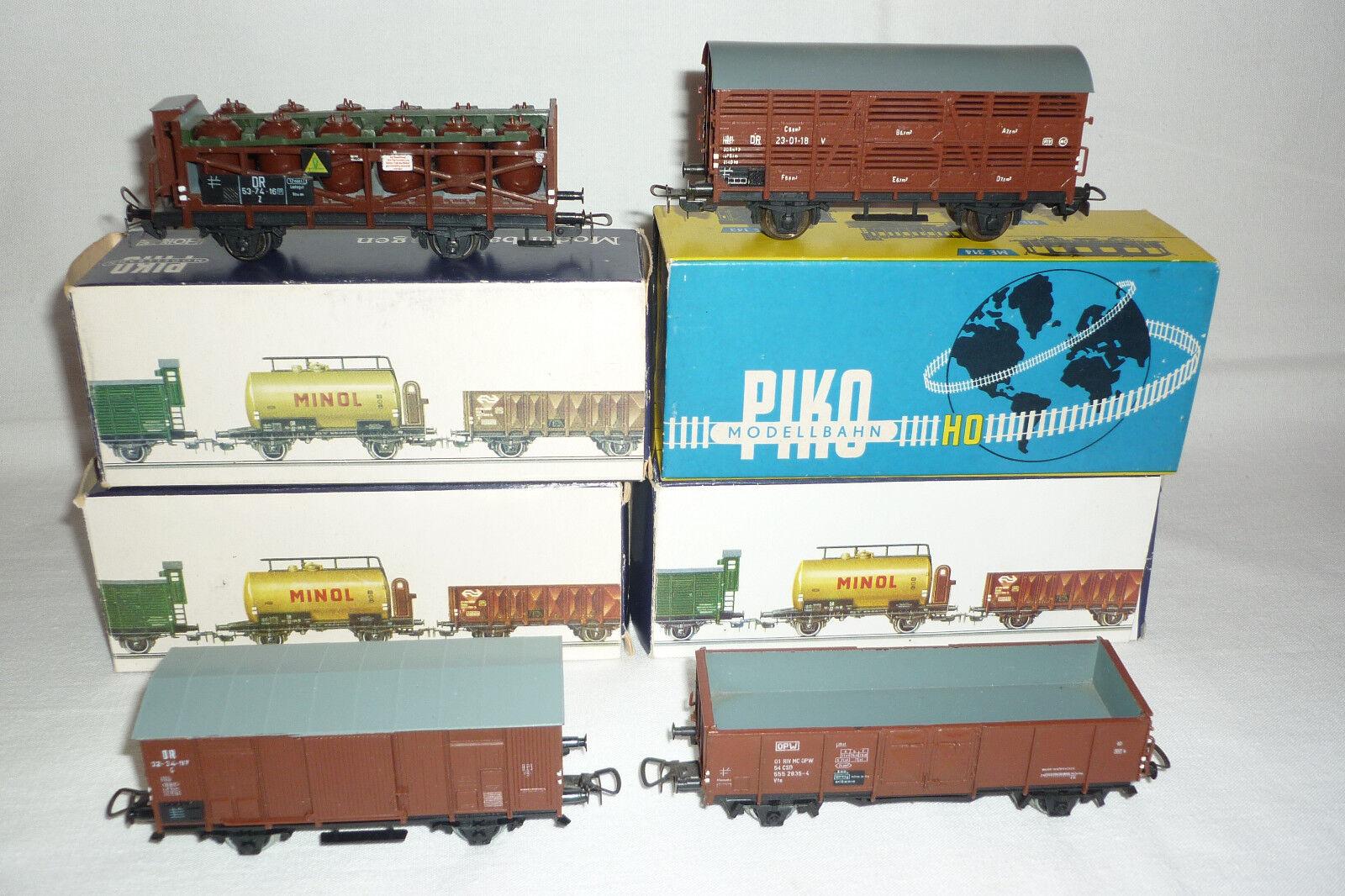 Piko-h0-3 scale car merchandise Cart-your photo (4.ei-36)