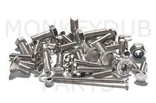 VW Bay Window Stainless Steel Sliding Door Screw Kit