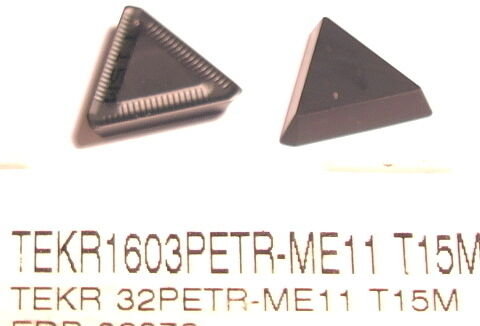 TEKR 1603PETR-ME11 T15M 32PETR SECO INSERT