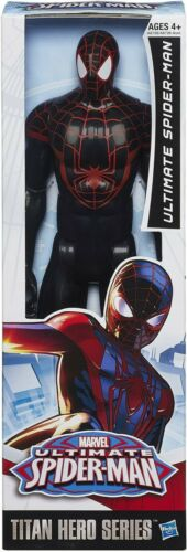Marvel Ultimate Spiderman Titan Hero Action Figure 12-Inch