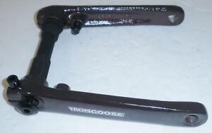 Details about MONGOOSE BICYCLE DARK BROWN CRANK ARM SET 170MM MOUNTAIN BIKE  PARTS 663-2