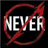 Metallica-Through-The-Never-Metallica-Audio-CD-New-FREE-amp-FAST-Delivery