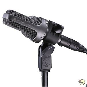 audio technica artist elite ae3000 guitar amp drum overhead microphone mic ebay. Black Bedroom Furniture Sets. Home Design Ideas