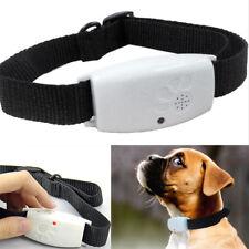 Ultrasonic Pets Pest Repeller Anti Flea Dog Cat Tick Insect Collar Water Resist