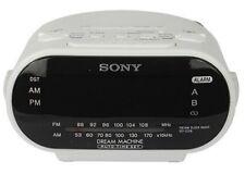"SONY Alarm Clock Radio Hidden DVR Spy Motion Detection Camera 1/3"" CMOS 1080p HD"