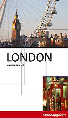 NEW Travel Tourist BOOK London Cadogan City Guides Andrew Gumbel Paperback