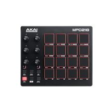 Akai Professional MPD218 MIDI USB Pad Drum Beat Controller & Ableton Software