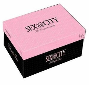 The complete series of sex and the city