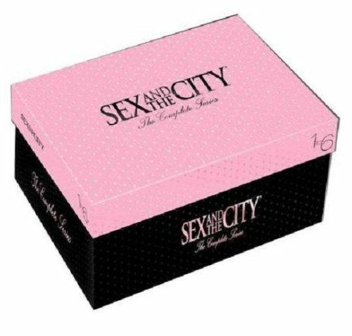 Sex in the city dvd box