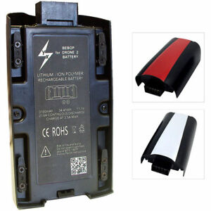 Details about New 3100mAh 11 1V Lipo Battery Replacement For Parrot Bebop 2  Drone Quadcopter