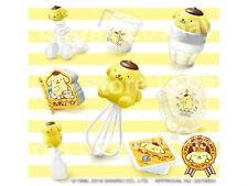 POMPOMPURIN Pom Pom Purin McDonald Happy Meal Toy Kitchen Theme RARE Japan NEW