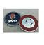 68mm-2-5-034-Logo-Front-Hood-Boot-Rear-Trunk-Emblem-Badge-fit-SAAB-9-3-93-95-Option miniature 8