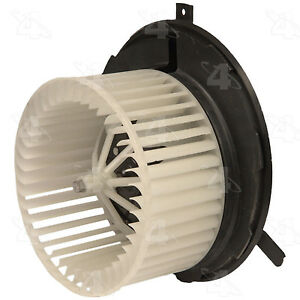 Four-Seasons-75820-New-Blower-Motor-With-Wheel
