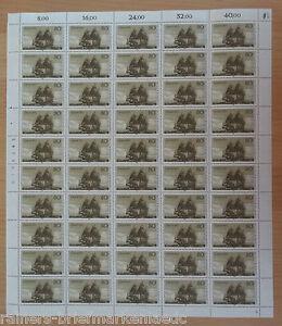 Bund-BRD-1180-kompl-Bogen-Einwanderung-Amerika-postfrisch-Full-sheet-MNH-FN-3