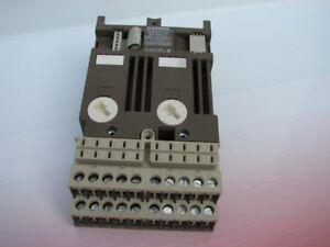 4x Siemens Simatic S5 6ES5700-8MA11 Bus Module 6ES5 700-8MA11 Neu