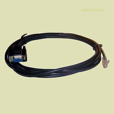 AGFEO Eumex Kabel SubD RJ45 3m V.24 Kabel Programmierkabel für Computer