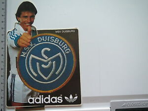 Aufkleber-Sticker-MSV-Duisburg-Meiderich-Fussball-Adidas-Zebras-S1562
