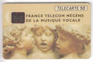 FRANCE-TELECARTE-PHONECARD-50U-F291A-SC5-S-T-MECENE-LAQUEE-GE-43681-C-3
