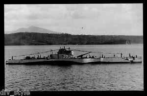 USS-S-39-SS-144-postcard-US-Navy-WWII-submarine