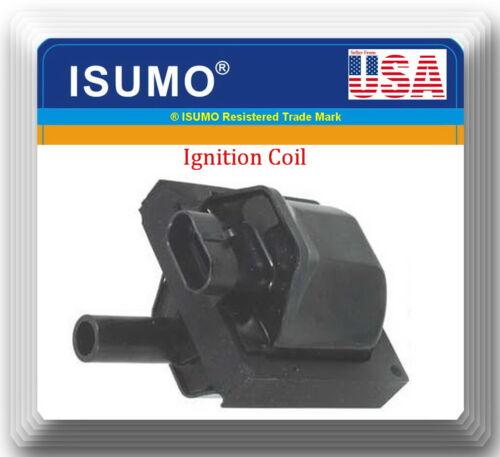 Chevrolet GMC Isuzu Oldsmobile V6 4.3L Spark Plug Wire Set /& Ignition Coil Fits
