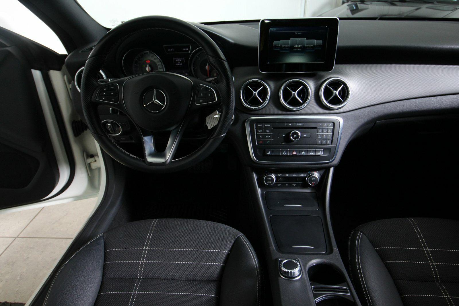 Mercedes CLA200 CDi Urban aut.