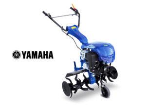 Motozappa professionale Yamaha YT290 motore a benzina MX175 174cc fresa 90 cm