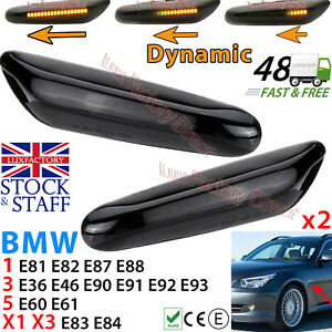 Dynamic-LED-Side-Indicator-Smoke-Turn-Signal-BMW-E90-E92-E60-E87-E82-LUXFACTORY